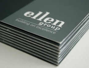 Ellen Construction Presentation Folder