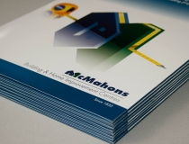 McMahons Presentation Folder