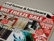 CD Home Hardware Leaflet