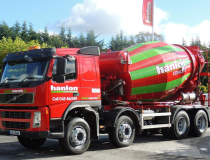 Hanlon Concrete Truck Livery