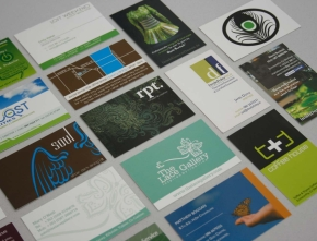 Misc Business Card Graphic Designs
