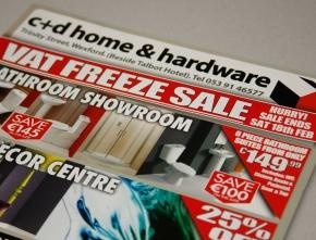 CD Home Hardware Leaflet