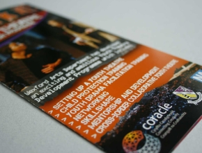 Youth Theatre Leaflet