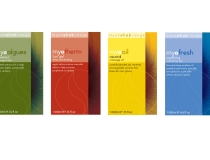 RPM Massage Packaging Labels