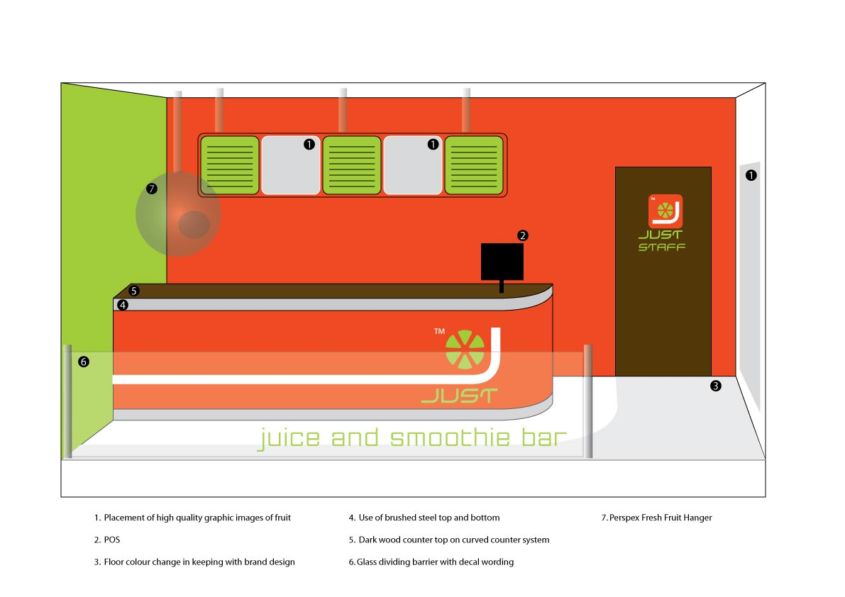 Just juice shop interior design two heads website - Interior design shopping websites ...