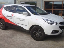 CD Providers Ford Kuga Livery