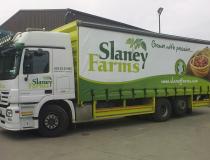 Slaney Farms Truck Livery