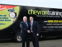 Chevron Training Mobile Training Vehicle Livery
