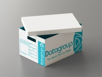 Datagroup Document Stoarge Box Design